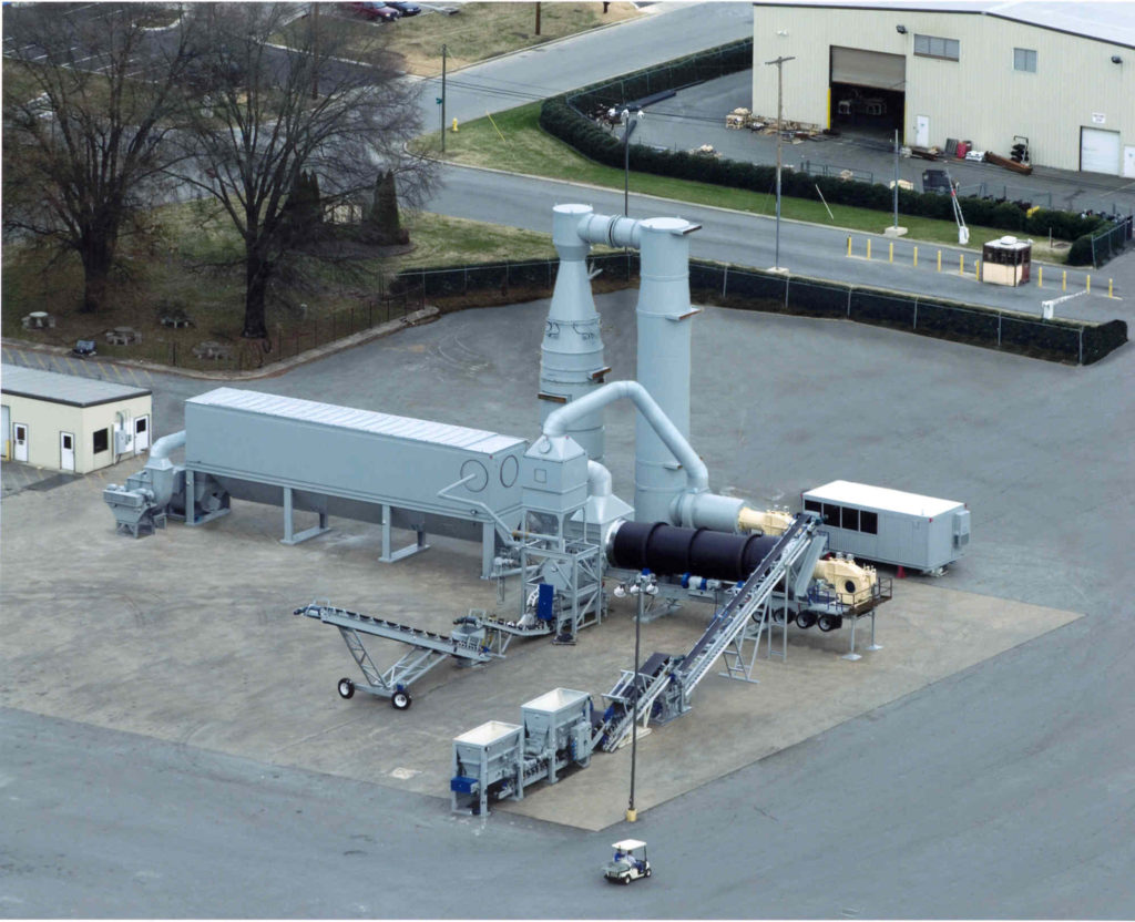 EDS Plant - Aerial View